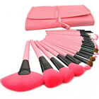 New 24 Pcs Professional Make up Brush Set foundation Blusher Kabuki Brushes Set