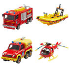 Fireman Sam Die-Cast Vehicles Choice of Vehicle One Supplied NEW
