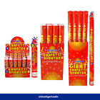 20cm, 50cm, 80cm Confetti Shooter Compressed Air Cannon Party Wedding Poppers