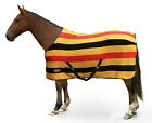 STOCK CLEARANCE Traditional Gallop Newmarket WOOL Horse Rug 5ft9in LAST 3