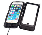 Ultimateaddons Waterproof Case for Apple iPhone 6 Plus + Hard Wire Adapter Cable