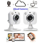 AUSDOM S2 IR LED 2 Array Night Vision Baby Monitor Home Internal IP Cloud Camera