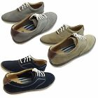Johnston & Murphy Mens Culling Perforated Casual Lace-Up Oxfords Sneakers Shoes