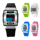 SYNOKE Waterproof Digital Sports Watch Kids Wristwatch with Stopwatch Alarm