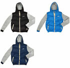MENS BOYS BODY WARMER PADDED COMFORT WINTER WARM ZIP HOODIES HOODS JACKETS SIZE