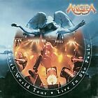Rebirth World Tour Live in Sao Paulo by Angra (2002 - 2 CD Import) NEW prog