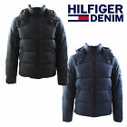 Hilfiger Denim Nebraska Down Filled Puffa Jacket Black Size XL XXL RRP £165
