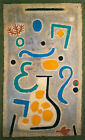 THE VASE 1938 EXPRESSIONISM PAINTING BY PAUL KLEE REPRO