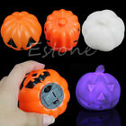 Halloween Party Carnival Jack-O-Lantern Decoration Pumpkin LED Props Night Light