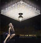 Modern 18cm 12W LED Crystal Ceiling lights Aisle/Porch lights chandeliers w11H