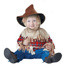 Silly Scarecrow Harvest Farmer Baby Infant Costume