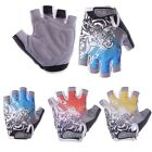 Mountain Outdoor Bike Bicycle Breathable Sports GEL Cycling Half Finger Gloves