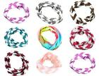 Chevron Stripe Woman Baby Toddler Girl Infinity Scarf Scarves Color Choice