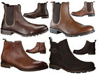 Tommy Hilfiger Damian 2A Carlos 8A Clift 1 Leder Boots Stiefelette Stiefel Ankle