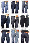 Levi's® Jeans 511 UNISEX Slim Fit - Various Colours & Sizes NEW 1st Choice