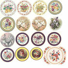 Ceramic Decals Floral Flower Garden Bunch Bowl  Plate Size  Asst. Designs image