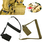 Tactical Backpack Accessories Retractable Rope For Molle CS Safety Rope Lanyard