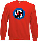 Mod Kids Sweatshirt, The Who,  The Who GB Target,