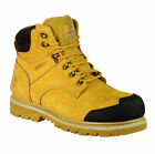 New Mens Amblers Honey S3 Waterproof Steel Toe Cap Safety Work Boots Trainers