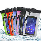 Large Waterproof Beach Bag Protective Pouch Case Cover for iPhone/iPod/Phones