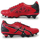 asics soccer shoes spike LETHAL SNIPER 4 SK TSI227 Red / Black From JAPAN