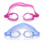 2pcs Swimming Goggles UV Protection Women Kids Anti Fog Clear Crack Resistant