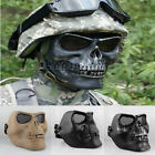 Halloween Tactical Horror Live CS Protective Skull Terror 2nd Chiefs Face Mask