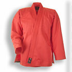 Ju-Sports Element Jacke rot regular cut - Kampfsport-Jacke - Karate - Ju-Jutsu