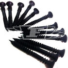 3.5mm REVERSE BLACK THREAD ZINC DRYWALL SCREWS PLASTERBOARD DRYLINING