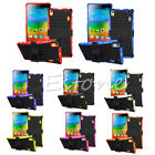 AMZER RUGGED ARMOR CASE  HYBRID HARD PROTECTIVE COVER FOR LENOVO K3 NOTE/A7000