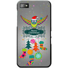 Merry Christmas Christmas Decorations Hard Case For Blackberry Z10