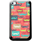 Retro Cool Movember Moustache Hard Case For iPod Touch 4th Gen