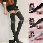 Sexy Fashion Girls Womens Lady Thigh High OVER Knee Socks Long Cotton Stockings