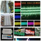 20A Power+100FT 110FT 108FT 5050 5630 SMD 3led Module STORE FRONT Window Light