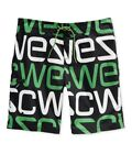 WeSC Mens Djavan Swim Bottom Board Shorts