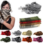 New Men Lightweight Military Arab Tactical Desert Army Shemagh KeffIyeh Scarf TY