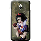 Zombie Princess Fairy Tale Happy Ever After Hard Case For HTC One Mini