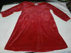 Hanna Anderson Red Dress~Size 90 (2-3 ½ Yrs)~Free US Shipping!