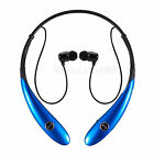 Noise Cancellation Stereo Bluetooth Headset For Samsung Note 5 4 3 2 Moto X E G