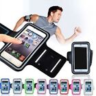 For iPhone Samsung Armband Gym Running Jogging Arm Band Sports Case Holder Strap