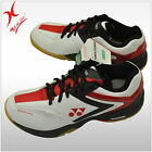 YONEX BADMINTON SHOES- SHB SC2IEX- Black/Red
