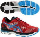 Asics Gel Nimbus 17 Mens Running Shoes - Red