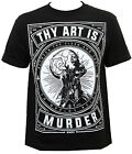 Authentic THY ART IS MURDER Band Flesh And Soul T-Shirt S M L XL 2XL NEW