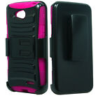 Mix Hard cover Silicone Case For LG OPTIMUS L90 D415 D410
