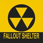Fallout Shelter Vinyl Decal Sticker Window Wall Car Printed