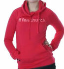 Womens Fenchurch Cliffy Hoody in Rose Red B165