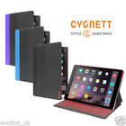 Cygnett Tekshell Slim Case Cover Folio for Apple iPad mini 4 NEW BOXED