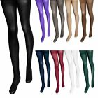 New Hot Opaque Footed Tights Elastic Sexy Women's Lady Pantyhose Stockings Socks