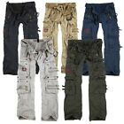 Kyпить SURPLUS Raw Vintage Royal Traveler Trousers Premium Cargo Pants Hose Airborne  на еВаy.соm