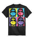 Bioworld Mens 4 Square Eazy-E Graphic T-Shirt